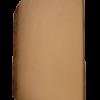 SPAD Diffuseur acoustique orange crème