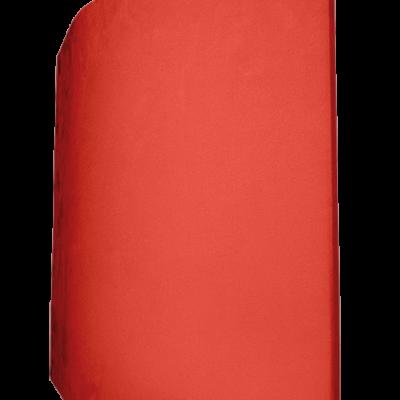 SPAD Diffuseur acoustique rouge orangé