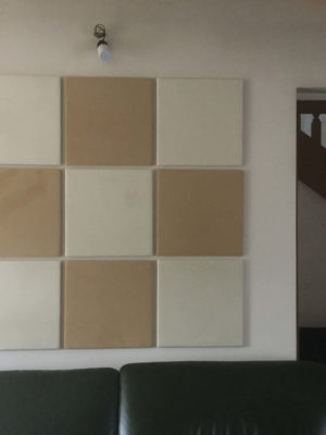 Pack détente- panneaux acoustiques pour des pièces de 25 à 35m²