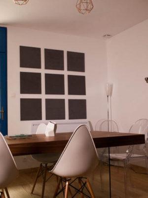 Pack Feng Shui- Pack de panneaux acoustiques décoratifs pour la maison