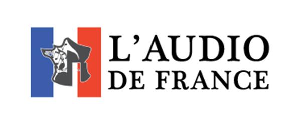 Logo de l'audio de France
