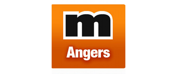Logo d'Angers ma ville