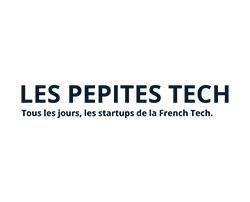 """Logo """"Les Pépites Tech"""""""