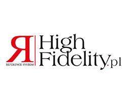 Logo de High Fidelity, magazine Hifi