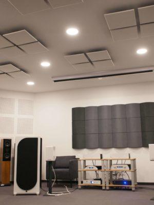 Pack Garnier- Pack de panneaux acoustique décoratifs pour la Hifi