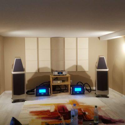 Pack orchestra plus- traitement acoustique pour la Hifi et le Home cinéma