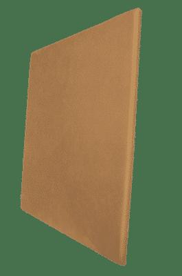 Panneau acoustique argile