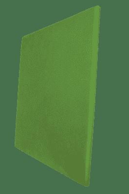 Panneau acoustique vert