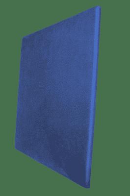 Panneau acoustique bleu ciel