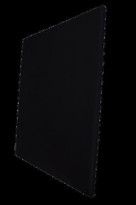 Panneau acoustique noir