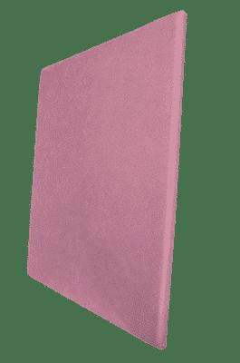 Panneau acoustique rose pâle