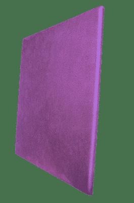 Panneau acoustique violet