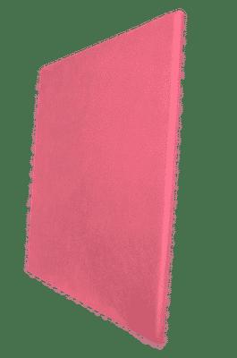 Panneau acoustique rose