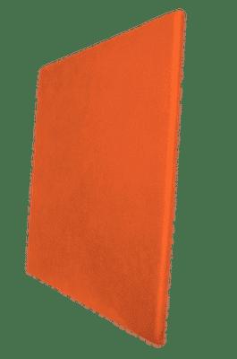 Panneau acoustique orange