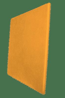 Panneau acoustique orange clair
