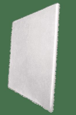 Panneau acoustique blanc