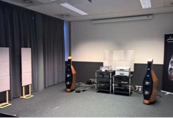 Optimisation acoustique d'une salle pour la musique